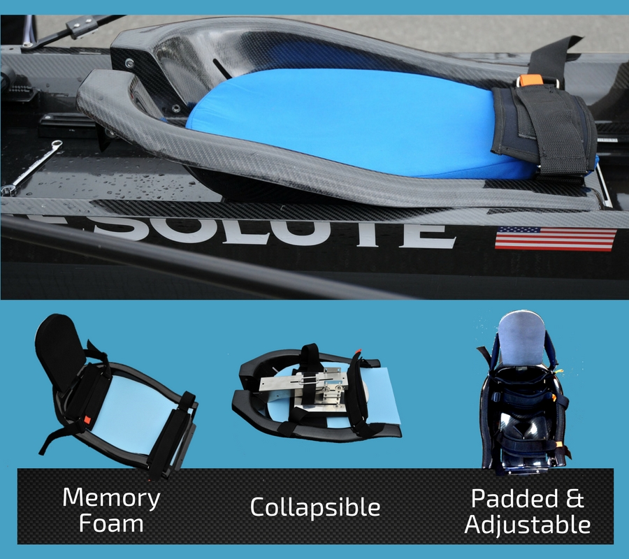 Resolute Adaptive Seat Features and Benefits