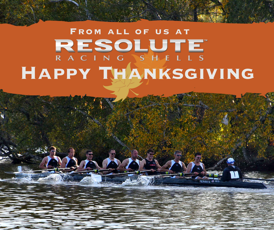 Happy Thanksgiving from RESOLUTE 2017