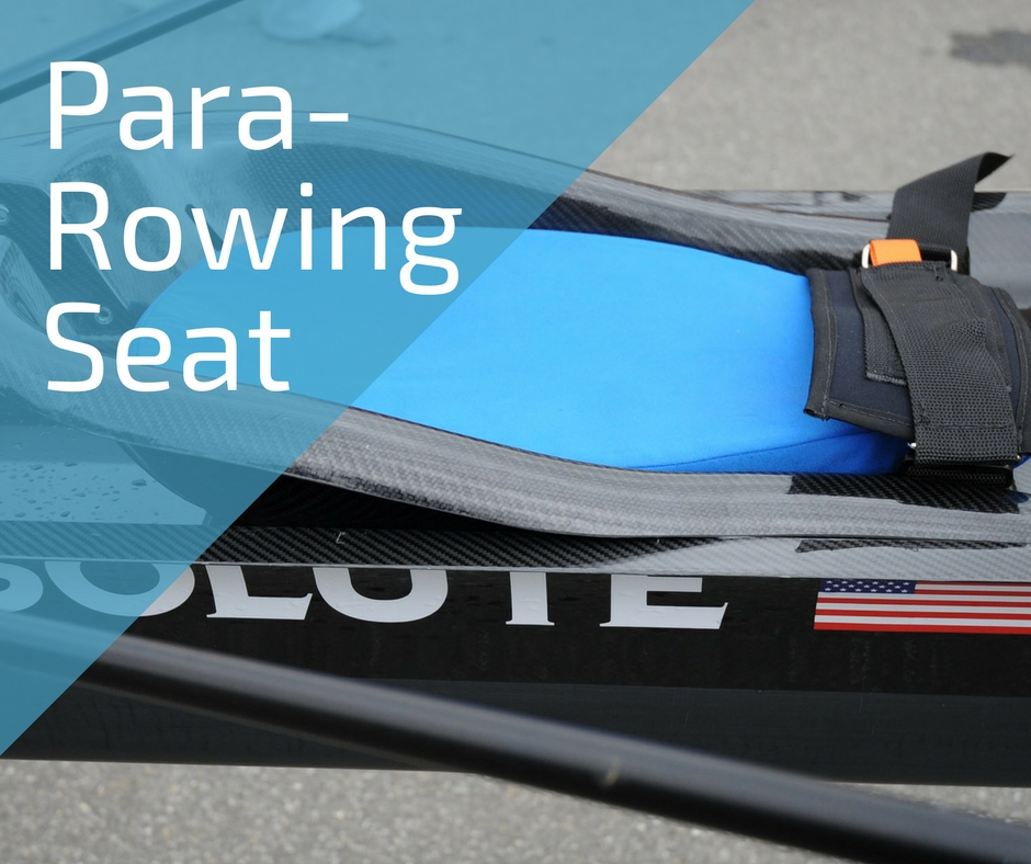 Para-Rowing Seat Button