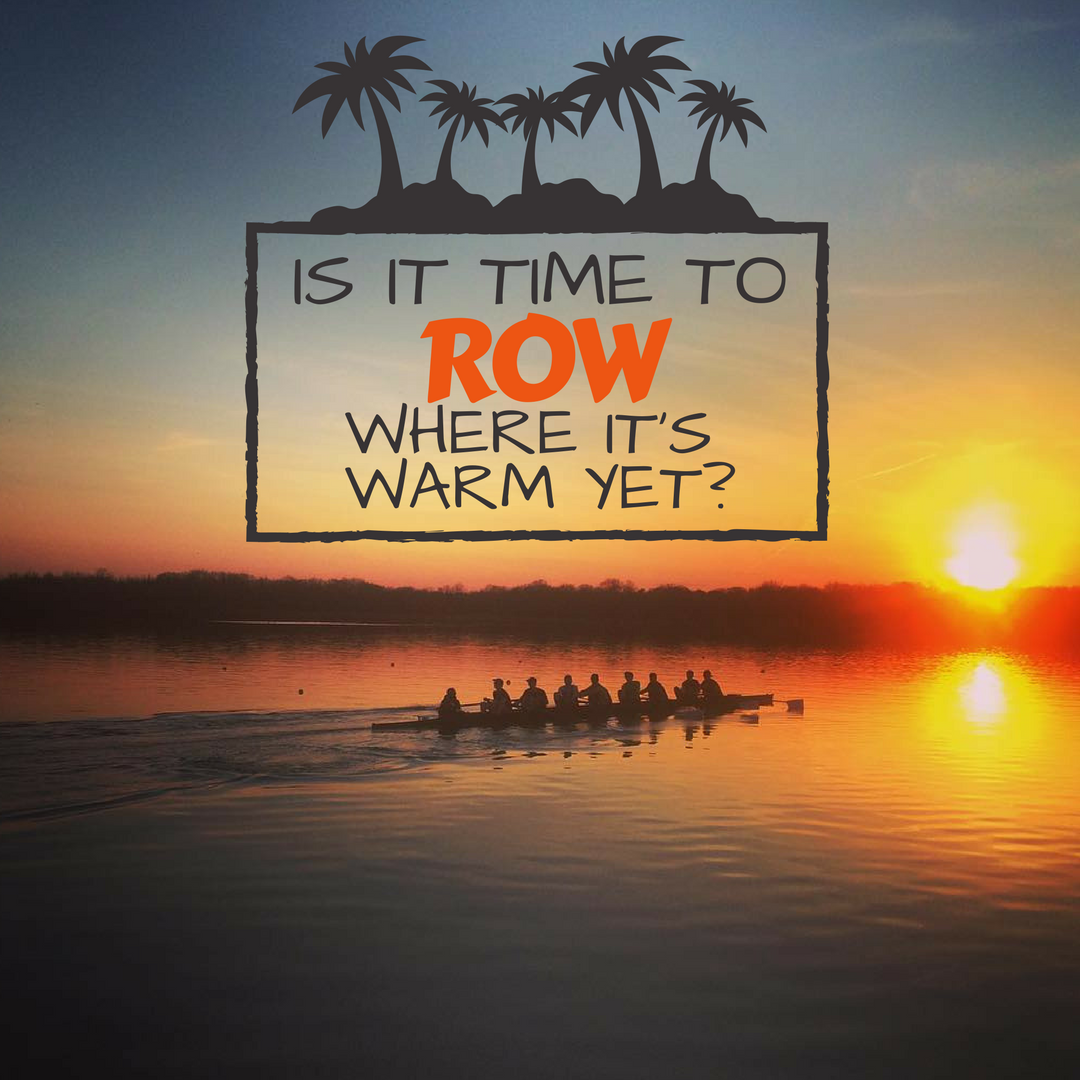 Row Where It's Warm