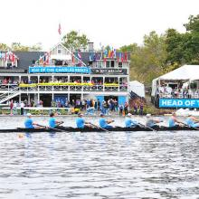 Resolute Head of the Charles 2016